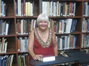 Ruth at Canadian Institute