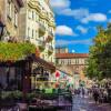 BCATW Skadarska historic street in Belgrade