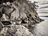 Rock scape