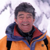 Jack Christie, suthor, broadcaster, and host, in the great outdoors at Sun Peaks in January 2004.