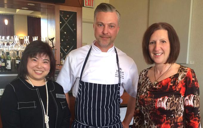 With Chef Dennis Peckham copy