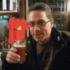 Portrait of Vancouver beer travel writer, Rick Green.