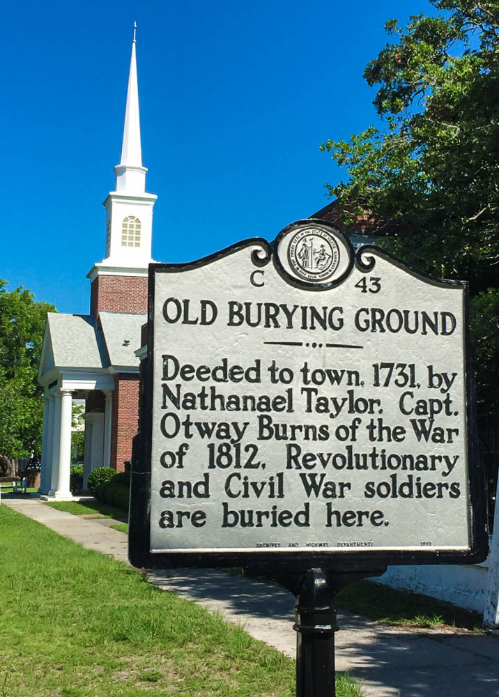 Old Burying Ground - Jett Britnell