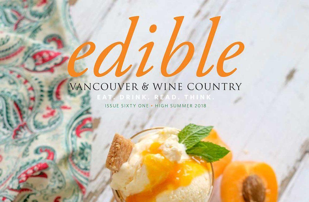edible cover