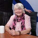 BCATW President Ruth Kozak